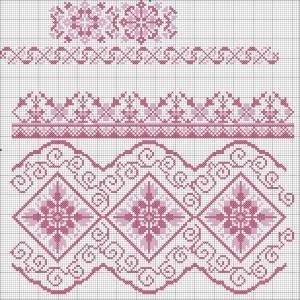 Схема Вишнёвый цвет