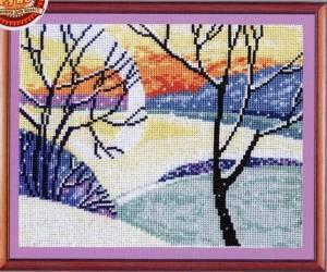 Схема Снежень (Февраль)
