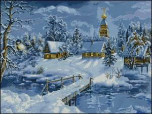 Схема Зима