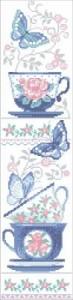 Схема Чашечки и бабочки