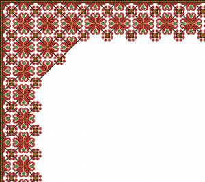 Схема Орнамент, скатерть