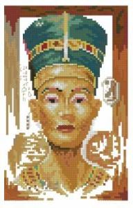 Схема Царица Нефертити
