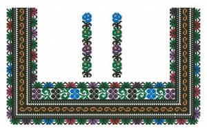 Схема Сорочка вышиванка