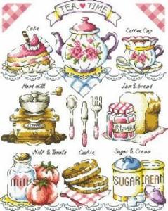 Схема Чайный сэмплер