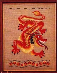 Схема Красный дракон