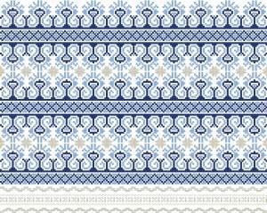 Схема Узор снежный