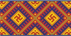 Схема Узор геометрический