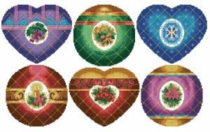 Схема Рождественские сувенирки