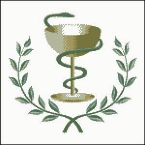 Схема Медицинский символ