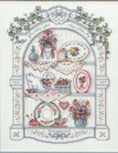 Схема Викторианская кухня