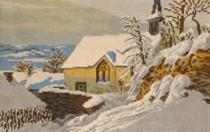 Схема Зимняя молитва / Winter Prayer