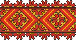 Схема Орнамент, лента