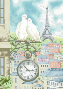 Схема Весна в Париже