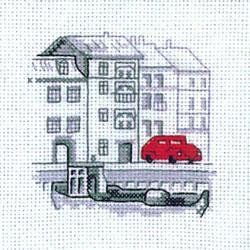 Схема Приключения красной машинки 14-7112