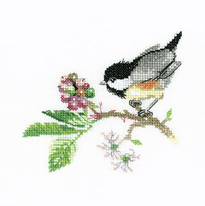 Схема Птенец и ягоды / Chick Berry