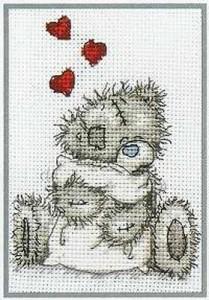 Схема Мишки Тедди. С подушкой