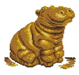 Схема Нецке / Hippopotamus