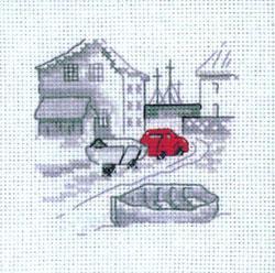 Схема Приключения красной машинки 14-7115