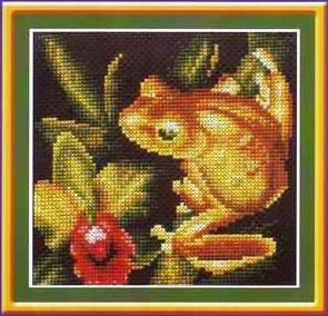 Схема Золотая лягушка