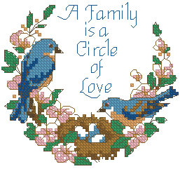 Схема Семейная любовь