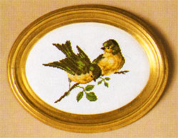 Схема Птички  / Bluetits