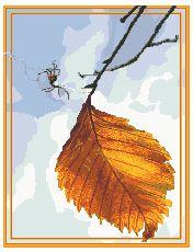 Схема Осенний лист