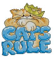Схема Правила кошки