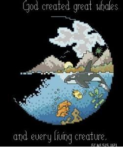 Схема Земной шар 2