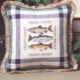 Схема Форель / Trout