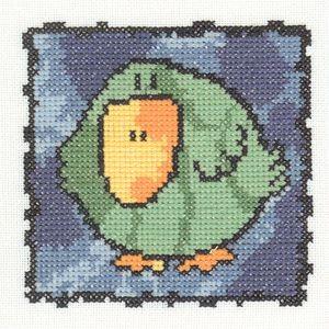 Схема Серия «Смешные животные»Ворона