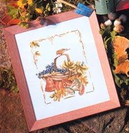 Схема Сезонные принадлежности. Осень