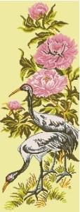 Схема Белая цапля / Egret