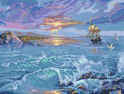 Схема Морская