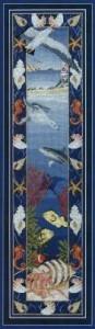 Схема Панель с рыбками