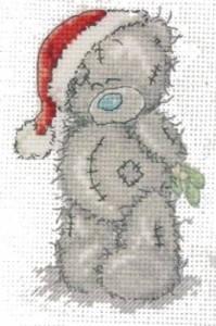 Схема Мишки Тедди / Mistletoe