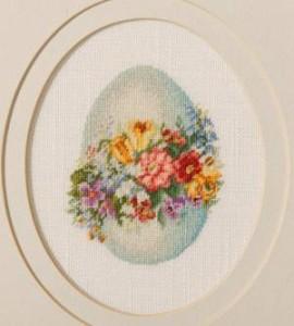 Схема Декоративное яйцо / Decorative Egg
