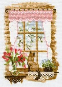 Схема Cезонные окна. Весна