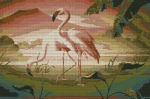 Схема Фламинго
