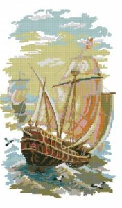 Схема Корабли