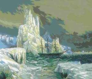 Схема Море / Iceberguri