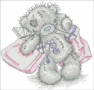 Схема Мишки Тедди. С покупками