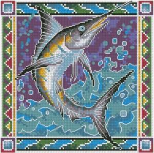 Схема Марлин / Blue Marlin
