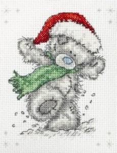 Схема Мишки Тедди / Christmas