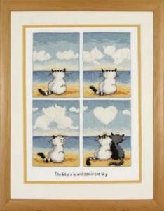 Схема Коты и облака