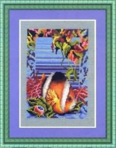 Схема Филиппинская рыбка