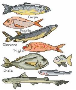 Схема Рыбы
