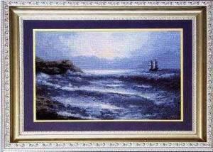 Схема Синие море
