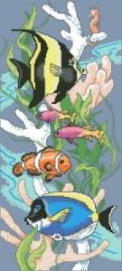 Схема Глубоководные рыбы