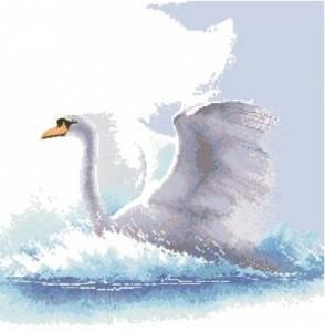Схема Лебедь в полете
