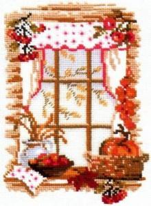 Схема Сезонные окна. Осень